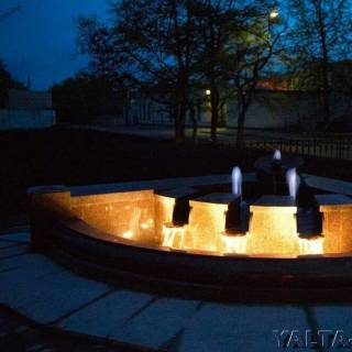 Фотография надежда : Кронштадт фонтан