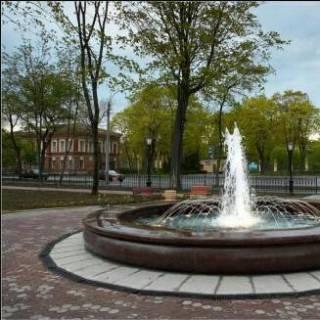 Фотография надежда : фонтаны Кронштадт