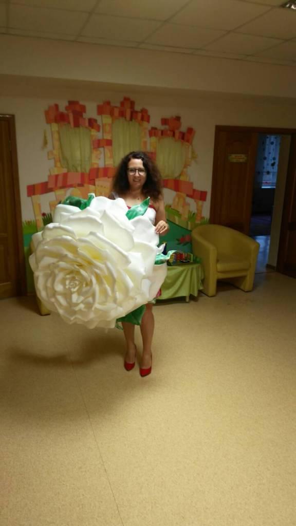 Белая Роза фотография Анатолий