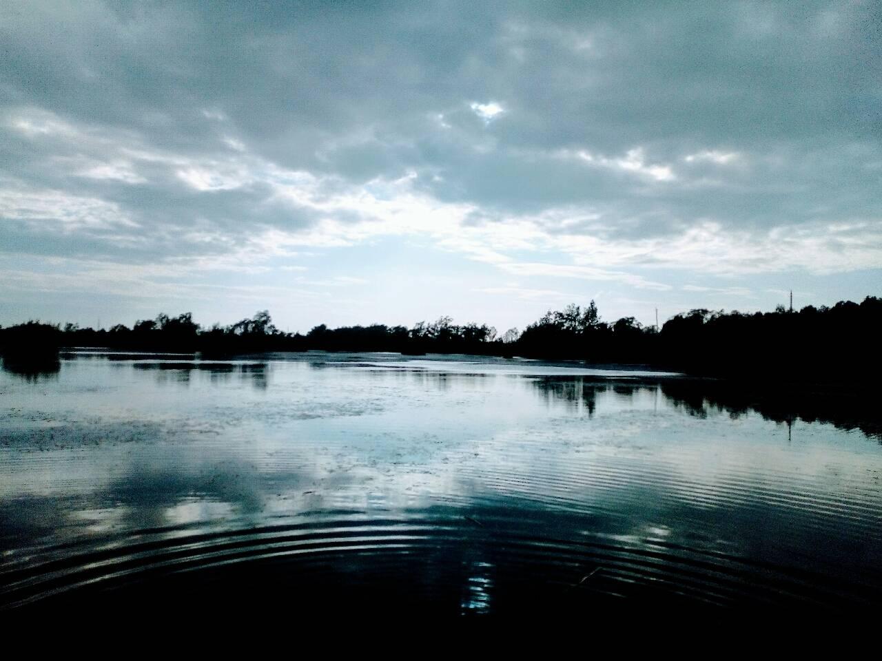 озеро вечір foto Oleg