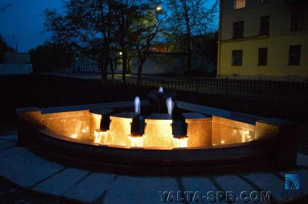 Кронштадт фонтан фотографія надежда