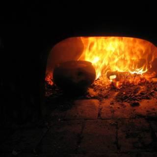 Фотография Татьяна: Ужин в деревне Шелудково
