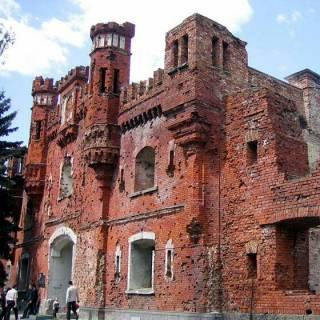 Фотография надежда : Брест крепость