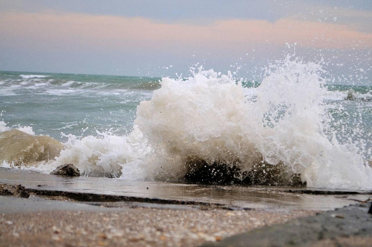 Море у Одесі фотографія  Назар