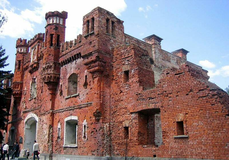 Брест крепость photo надежда