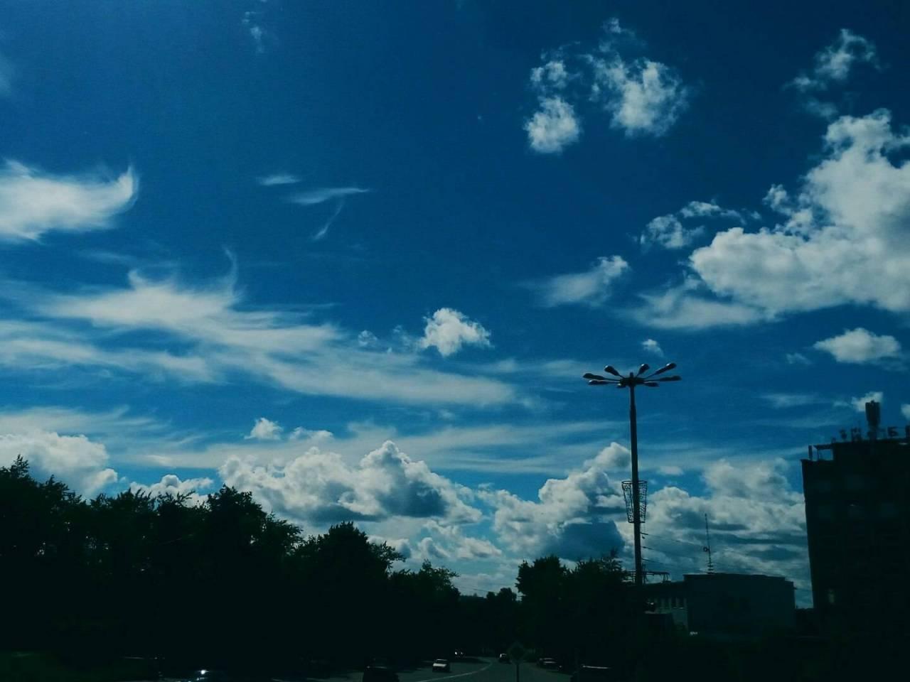 Кандалакша, лето 2016 года. photo Поля
