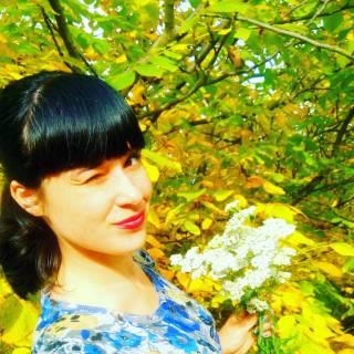 Photo Svitlanazhuravel: #відпочинок#природа#дівчина#осінь
