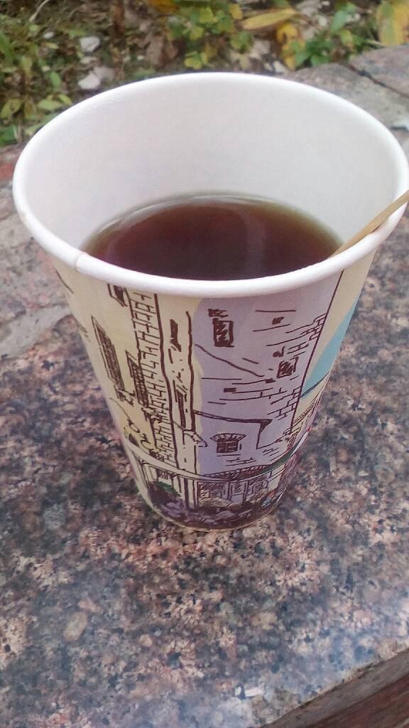 чай, щоб зігрітися фотографія Соня