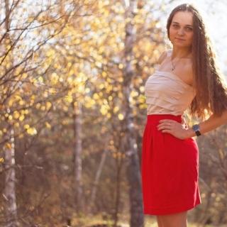 Photo Мария (@novikova-mashulya) dans InCamery.Ru