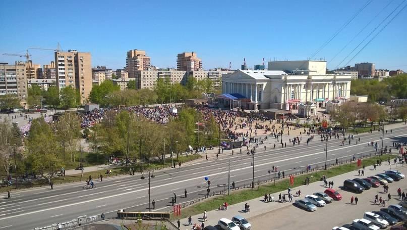 День города 2016 года. Тюмень photo nadyxa