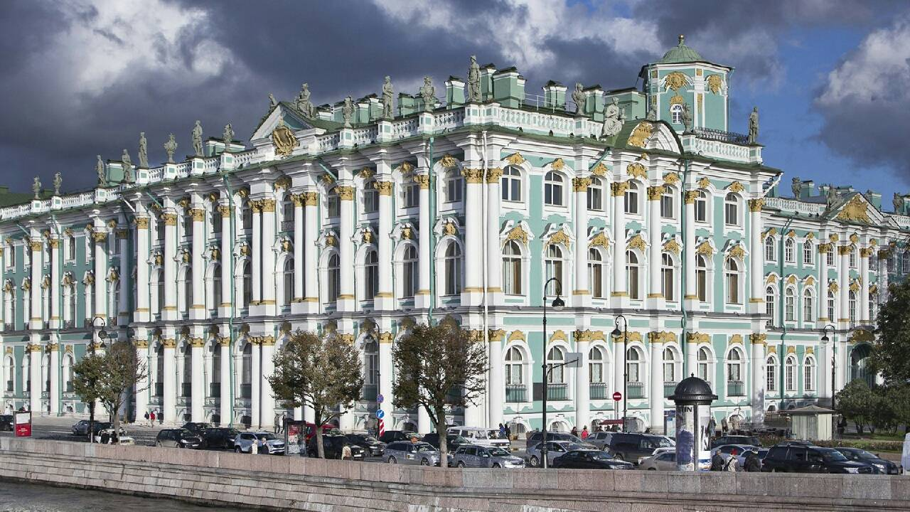 Эрмитаж Санкт Петербург photo надежда