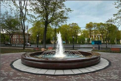 фонтаны Кронштадт foto надежда