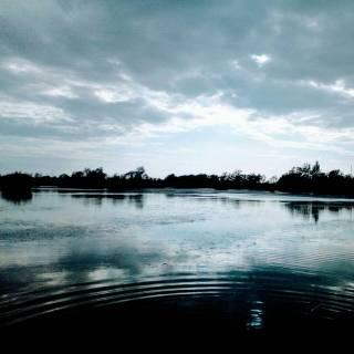 Photo Oleg: озеро вечір