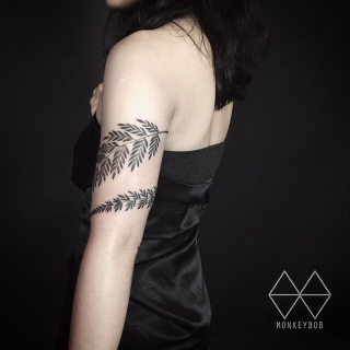 Фотография Gerda: #tattoo #black #white