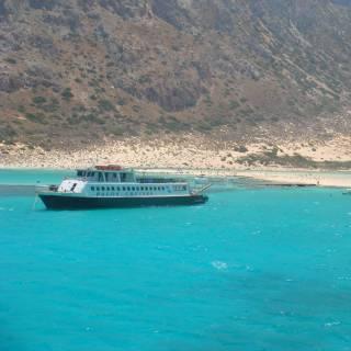Фотография Olyona: Морская лазурь у греческих островов.