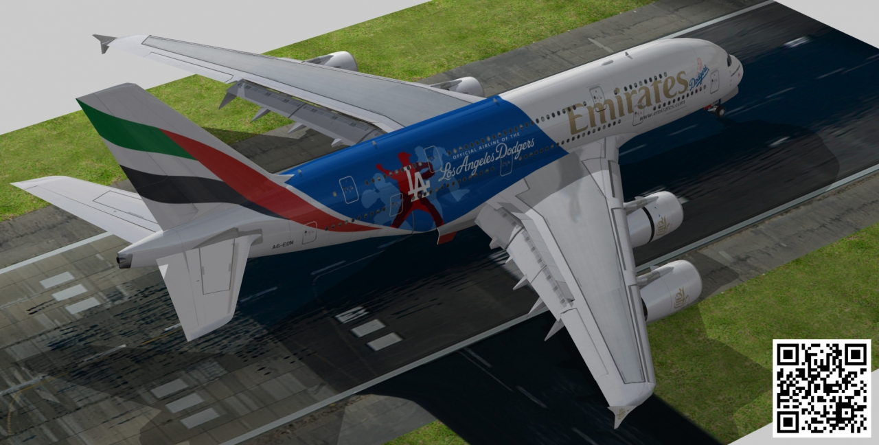 www.cgtrader.com/3d-models/aircraft/commercial/airbus-a380-8-emirates-los-angeles-dodgers-a6-eon Airbus A380-8 Emirates los angeles dodgers A6-EON low-poly 3d model Аэробус а380,VR ready htt.. photo Alexander