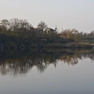Photo петро: Стеблів річка рось