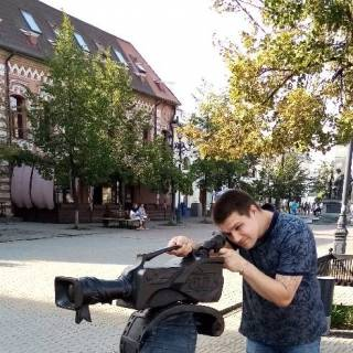 Фотография Эльмир: Я всегда с собой беру видеокамеру!
