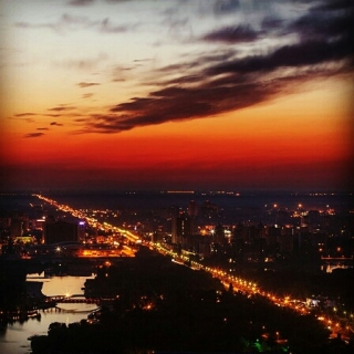 Фотографія Vladislav: Night Kyiv