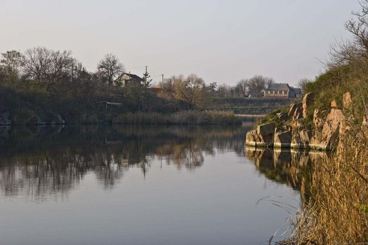 Стеблів річка рось фотография петро