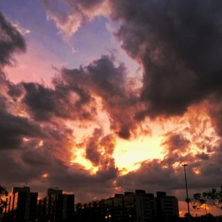 Фотография Alexander: красивый закат