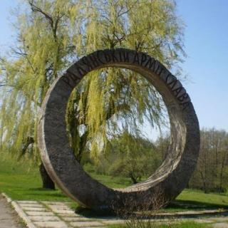 Photo петро: Стеблів біля кольца))))