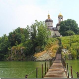 Photo петро: Стеблівська церква