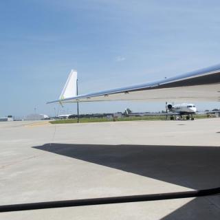 Фотография Alexander: Заправка Гольфстрим G550, самолет аэропортджет
