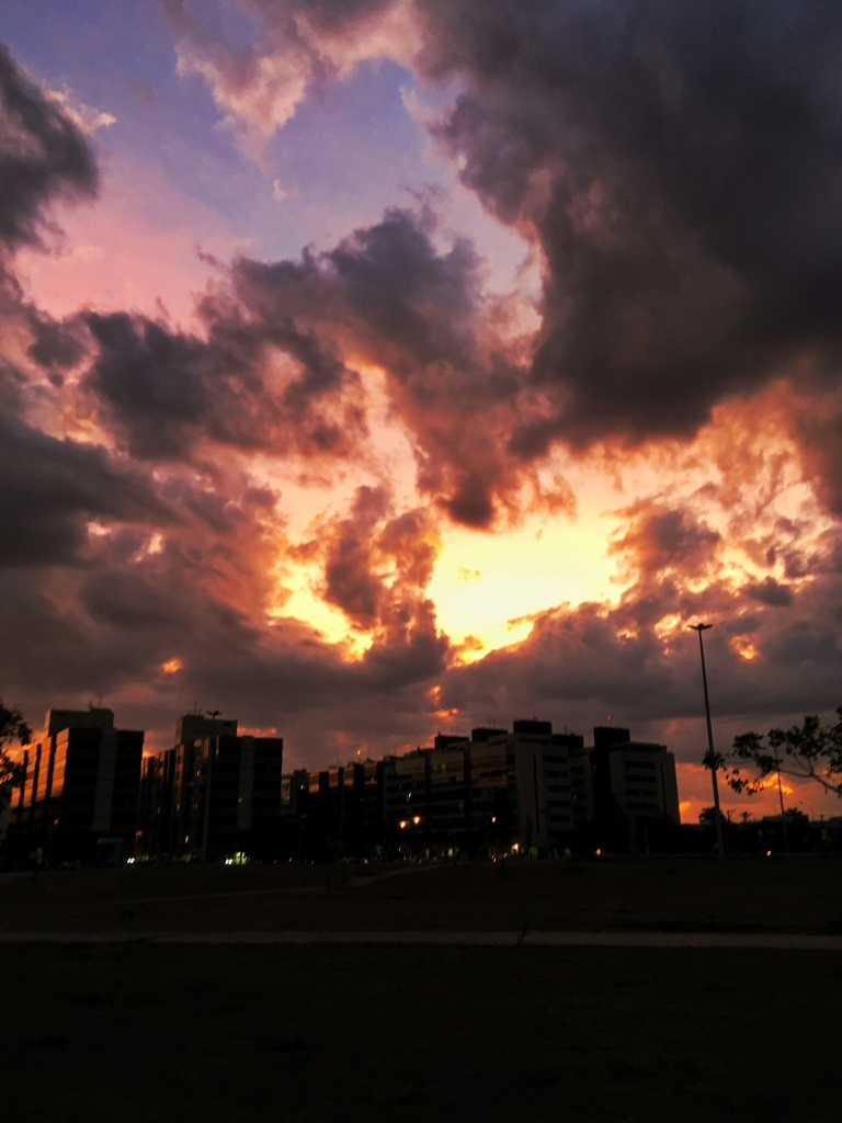 красивый закат photo Alexander