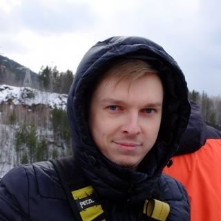 Фотография Жора: тарзанка, Андрей, высота, прыжок, лес, природа