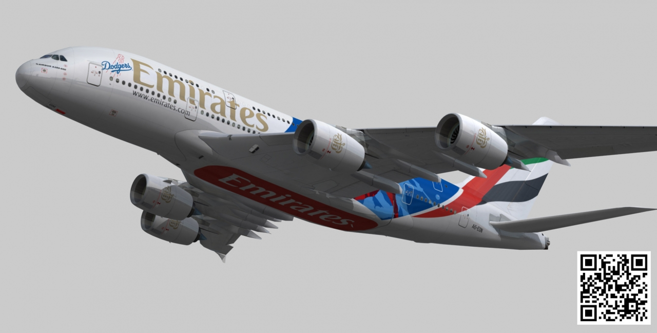 www.cgtrader.com/3d-models/aircraft/commercial/airbus-a380-8-emirates-los-angeles-dodgers-a6-eon Airbus A380-8 Emirates los angeles dodgers A6-EON low-poly 3d model Аэробус а380,VR ready htt.. foto Alexander