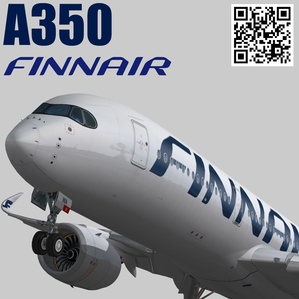 www.cgtrader.com/3d-models/aircraft/commercial/airbus-a350-900-xwb-finnair-oh-lwaAirbus A350-900 XWB Finnair OH-LWA low-poly 3d model350 3d a350 900 airbus aircraft airlines airport commerci.. photo Alexander