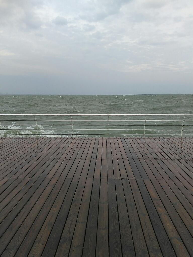 море шторм фотография Илларион