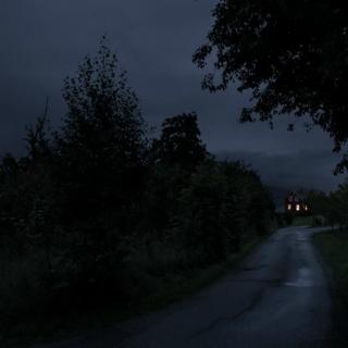 Photo Vitaly : #night #road #black #blue