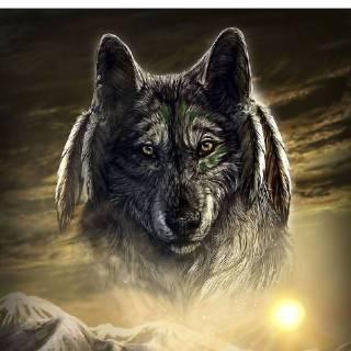 Фотография Александр Федров: легенда волка.Волк - Славянские легенды, преданияВ сказках славян чаще всего из зверей действует волк. Осмысленность поведения волчьей стаи, хитрость, ум и отвага серых хищников всегда внушали не то..