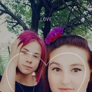 Фотография Александр: любимая моя жена и сестренка