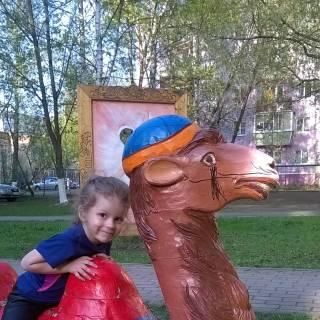 Фотографія maya: Местный верблюд Вася...
