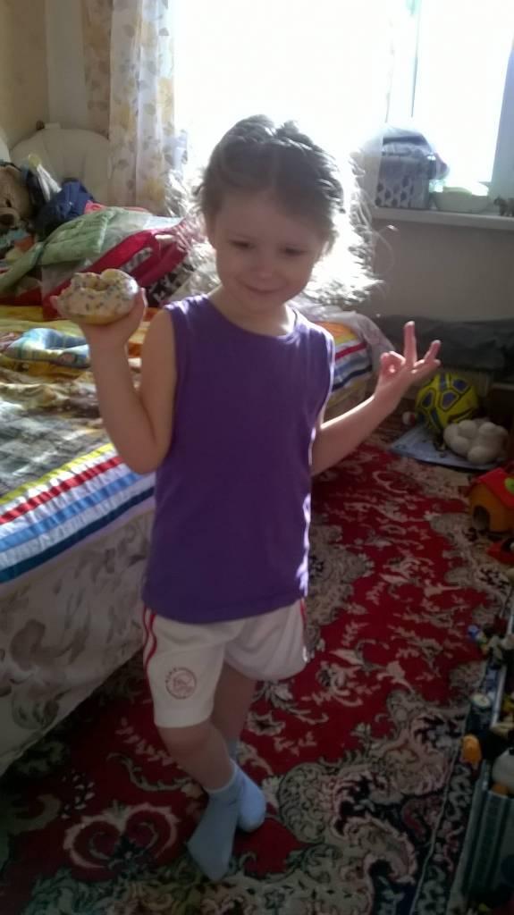 Вкусный пончик  photo maya