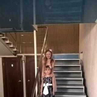 Фотография Сергей: Мои любимые,Дочь и Племянница
