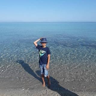 Photo Volodia: Ура я На морі