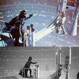 Фотография Before and after: Звёздные Войны