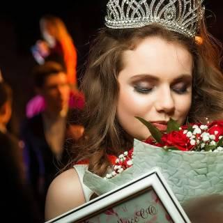 Photo lihacheva_marina2210: макияж для Мисс СО 2018 Новосибирск
