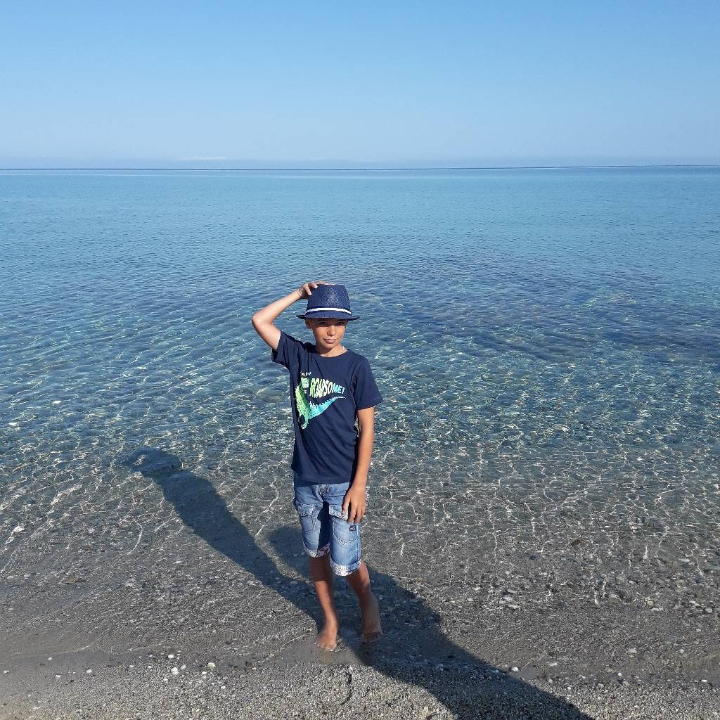 Ура я На морі foto Volodia