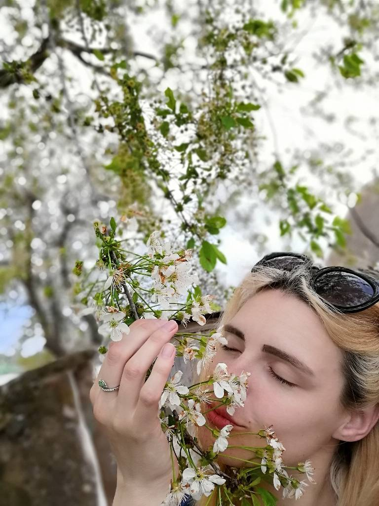 #весна#цветущиесады фотография Ліна