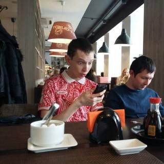 Фотография Vadim: #перекус #tokio #еда #питер