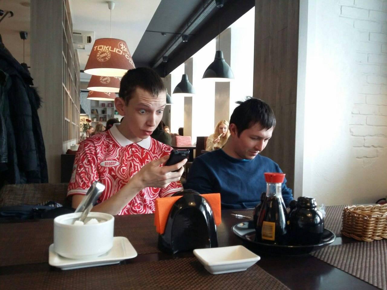 #перекус #tokio #еда #питер photo Vadim