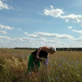 Photo Наталія: Сучасна селяночка