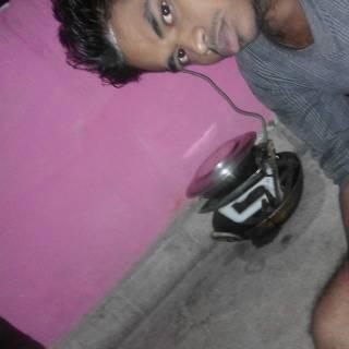 Фотография vikramaditya mitra: cooking on iron