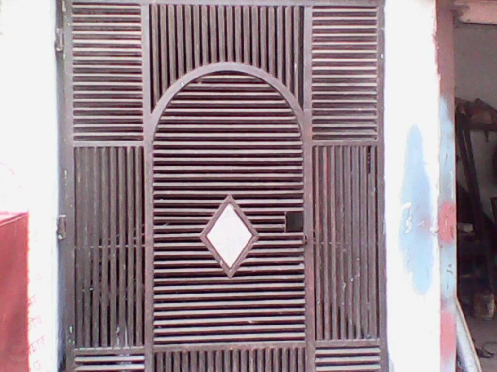my house main gate foto BangleBoy