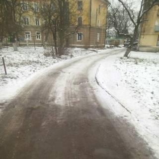 Photo roman: зима